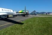 Air BP at Santos Dumont Airport