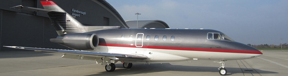 Gama Aviation Hawker100