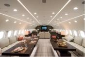 Deer Jet Interior