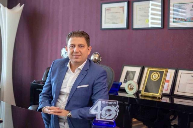 Emerald Media Uas Mohammed Husary Awarded Nbaas Top 40 Under 40 - Uas-frances