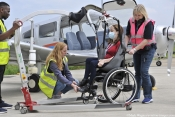 Aerobility flyer Sophie Reilly