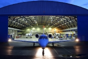 Aerocare Aviation Services hangar