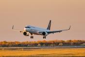 Air Astana - Airbus A321LR