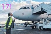 Air Astana celebrates 17th anniversary