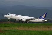 Air Astana Embraer e190
