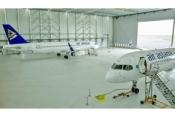 Air Astana Hanger