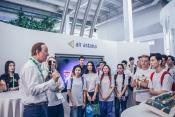 Air Astana Peter Foster