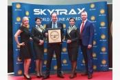 Air Astana receives SKYTRAX award for sixth time.