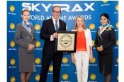 Air Astana Skytrax Award