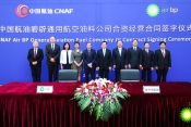 'Air BP and CNAF expand partnership