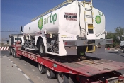 Air-BP Fueller on its way to DWC.