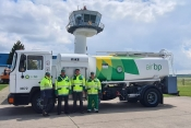 Air bp hits 300th location milestone in Airfield Automation roll out