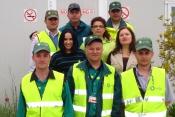 Air BP's Albanian team mark twenty years of activity.