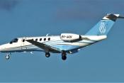 Air Charter Scotland Europe - Citation CJ3