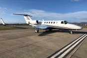 Air Charter Scotland introduces its first Glasgow-based executive jet
