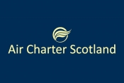 Air Charter Scotland logo