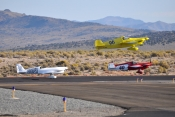 Air Race F! approval granted from Formula 1 air racing association