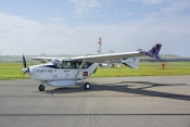 Ampaire Demonstrates First Hybrid Electric Aircraft in Scotland