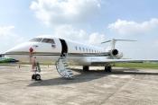 Asia Jet Partners - Bombardier Global 5000