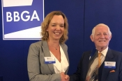 BBGA honours Tim Scorer, aviation lawyer, with its prestigious Michael Wheatley Award'