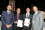 Best Fly Maintenance sign agreement with CorJat at EBACE 2014