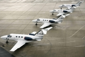 Blink  is contracting MRO of its Cessna Mustang fleet to Marshall Aviation Services.