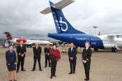 Blue Islands launch additional connectivity with new Loganair codeshare flights