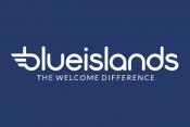 Blue Islands logo