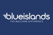 Blue Islands logo