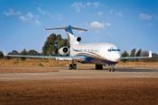 Boeing 727 VIP Exterior