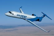Bombardier CR700 NextGen Aircraft