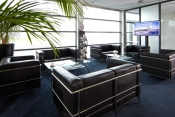 Cambridge FBO Lounge