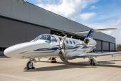 Cessna Citation M2 of Air Charter Scotland