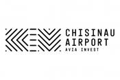 Chisnau Airport logo