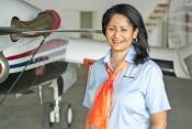 Corrina Pickard- Manager  Astra Aviation Harare Zimbabwe