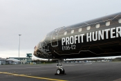 Embraer's Profit Hunter lands at London Oxford Airport