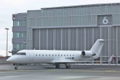 FAI debuts at BIAS and welcomes its first Bombardier Challenger 850.