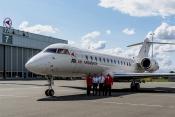FAI dedicates Global Express to ultra-long-range air ambulance operations