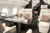 FAI Global Express main cabin