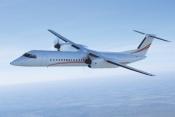 Falcon Aviation's Q400NG