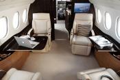 Flacon Jet 8X Cabin