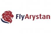 FlyArystan logo