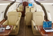 Flying Colours delivers reconfgured Challenger 604 to Nigeria