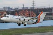 G-SMLA LCY Takeoff