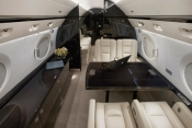 Gama Aviation G550 Interior