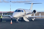 Global Trek Aviation is among the first FBO's to sign with ADS