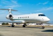 Gulfstream GV exterior