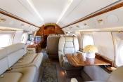 Gulfstream GV interior