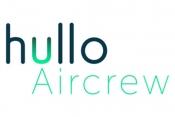 hullo Aircrew logo