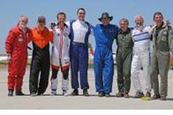 Pilot Final race line up
